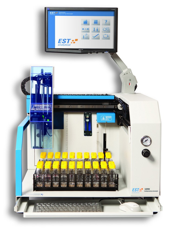 The Centurion WS Purge and Trap Autosampler